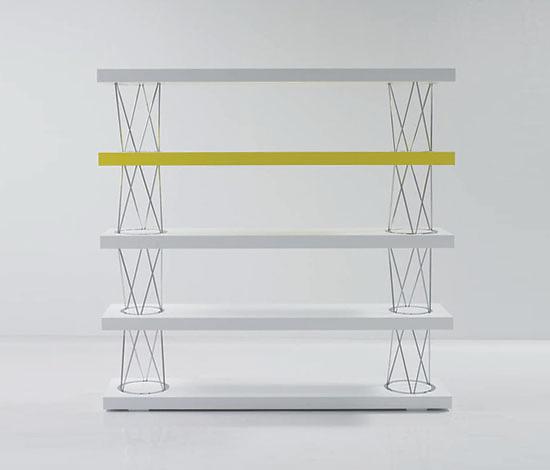 Pascal Tarabay Eiffel Bookshelf