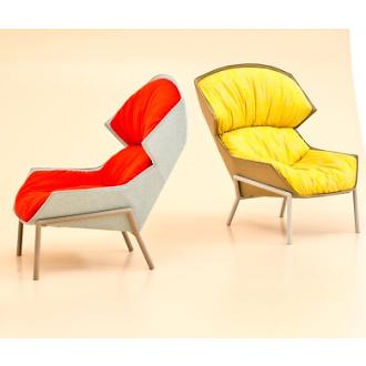 Patricia Urquiola Clarissa Hood Armchair