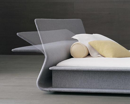 Patricia Urquiola Clip Bed
