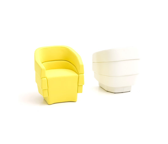 Patricia Urquiola Rift Armchair and Sofa