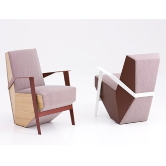Patricia Urquiola Silver Lake Sofas and Armchair