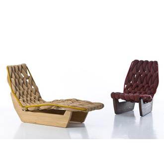 Patricia urquiola biknit chaise longue for Antibodi chaise longue by patricia urquiola