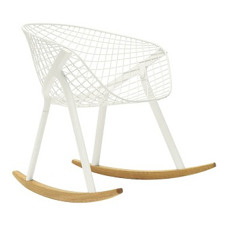 Patrick Norguet Kobi Rocking Chair