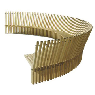 Per Borre Astral Bench