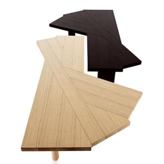 charlotte perriand ventaglio table. Black Bedroom Furniture Sets. Home Design Ideas
