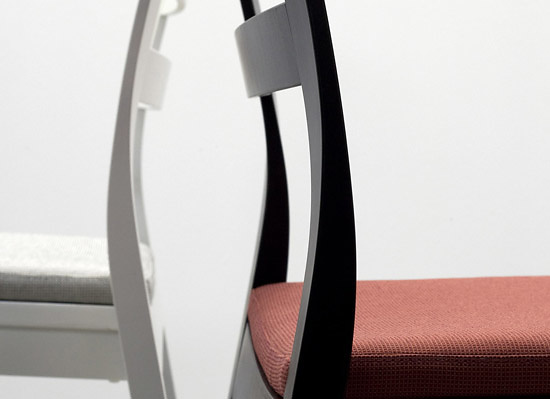 Peter Hussl and Arge2 ST10 Chair