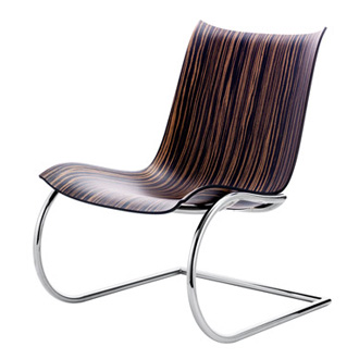 Peter Karpf Agitari Lounge Chair