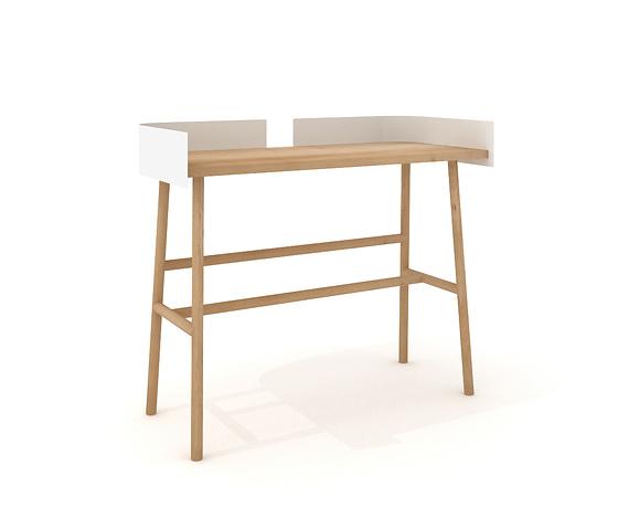 Hertel & Klarhoefer B-desk Table