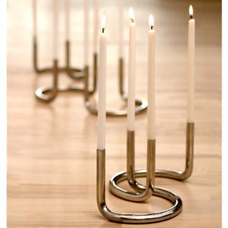 Peter Karpf Gemini Candlesticks