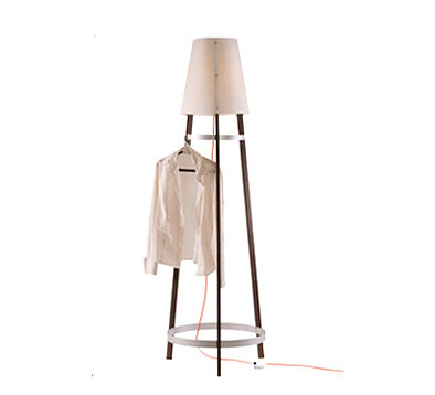 Philipp Best Wai-ting Coat Rack Light