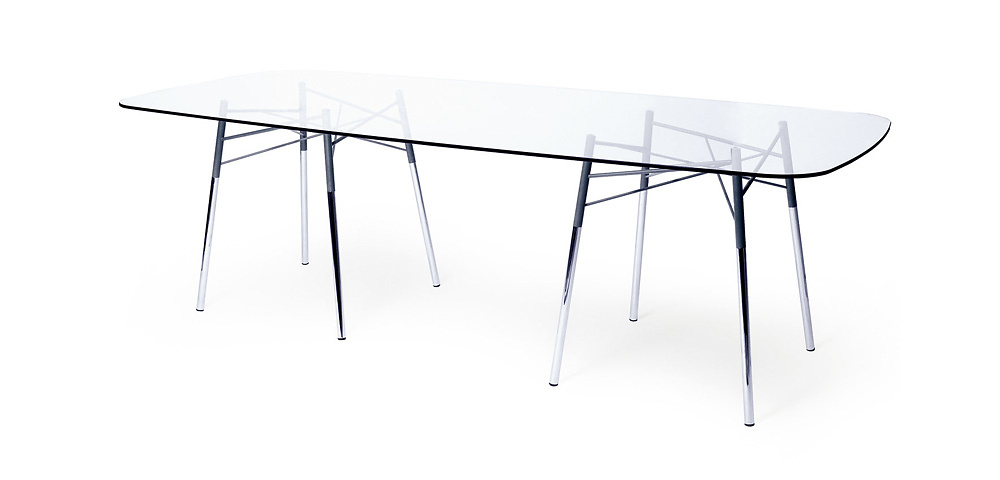 Philippe Nigro Triangolazioni Table