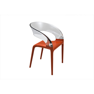 Philippe starck and eugeni quitllet ring chair for Philippe starck chair
