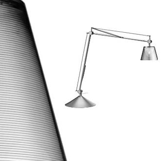 Philippe Starck Archimoon Lamp