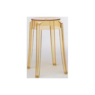 philippe starck charles ghost stool. Black Bedroom Furniture Sets. Home Design Ideas