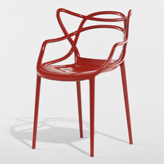 Philippe starck masters chair for Philippe starck chair