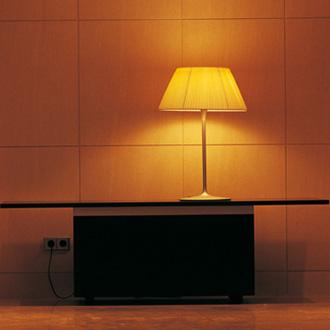 Philippe Starck Romeo Moon And Soft Lamp