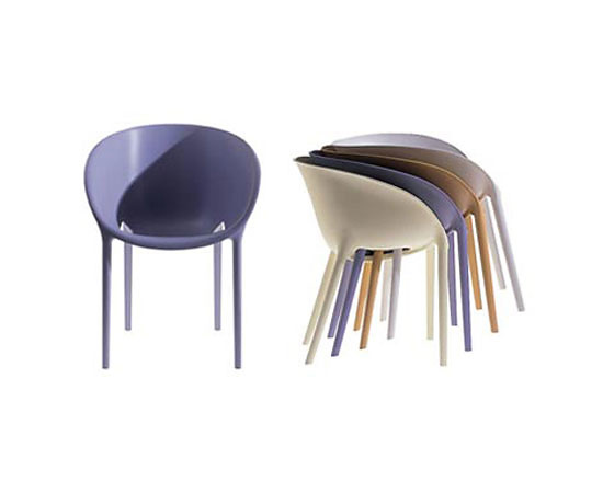 Philippe Starck Soft Egg Chair