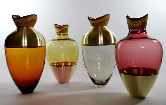 Pia Wüstenberg Stacking Vessels Vase