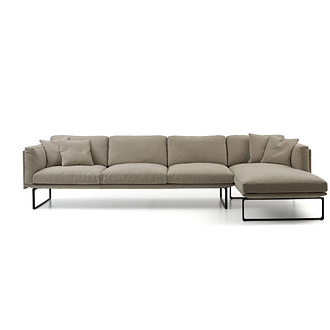 Piero Lissoni 8 Sofa Collection
