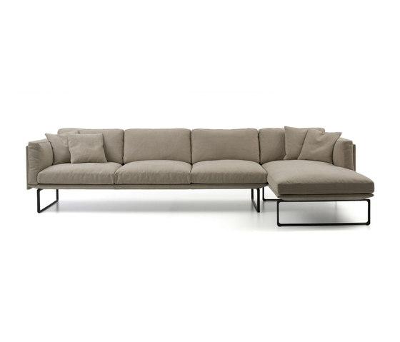 Piero lissoni 8 sofa collection for Sofa 8 cassina