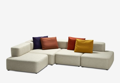 Piero Lissoni Alphabet Sofa