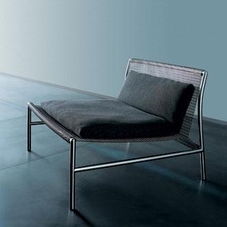 Piero Lissoni Hi-Tech Armchair