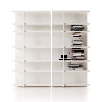 Piero Lissoni Mex 264 Bookcase