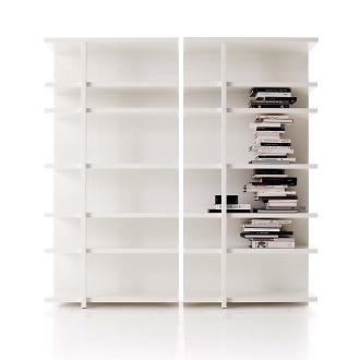 Piero Lissoni Mex 264 Bookcase