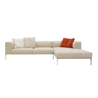 Piero Lissoni Moov Sofa and Bed