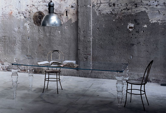 Piero Lissoni Postmodern Alto Table