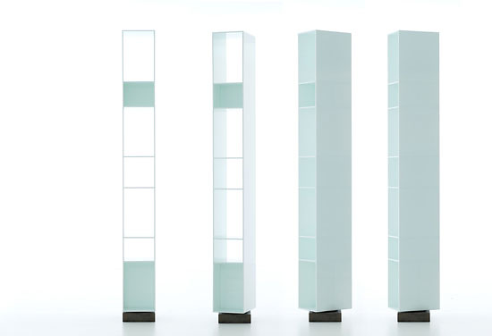 Piero Lissoni Sidewall Bookcase
