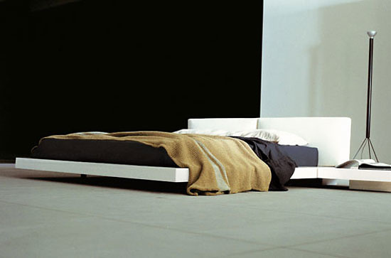 Piero Lissoni Tokyo Bed