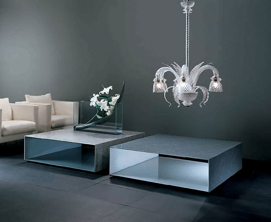 Piero Lissoni Tunnel Table