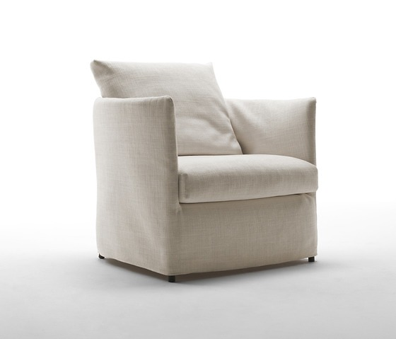 Piero Lissoni Twin Armchair