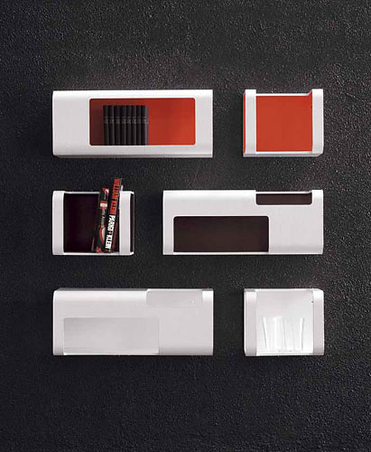 Pierpaolo Zanchin Istant Shelves