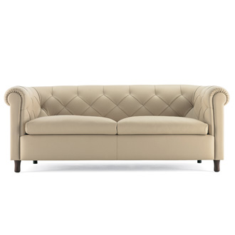 Poltrona Frau Arcadia Sofa and Armchair