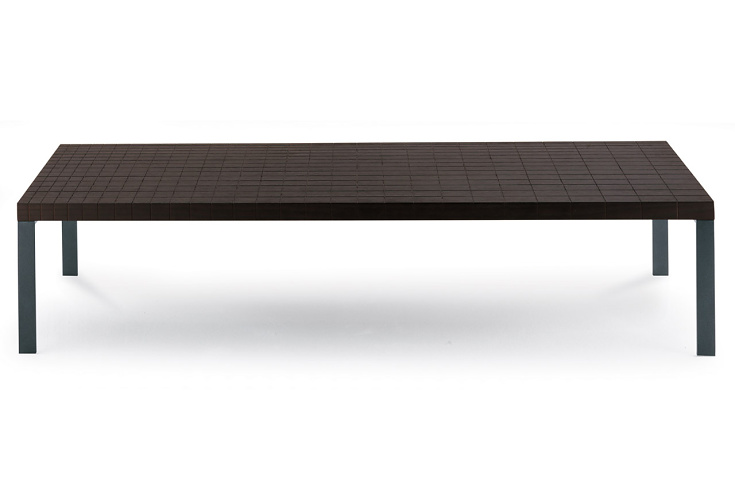 Poltrona Frau Design Bank.Poltrona Frau Geometrie Table