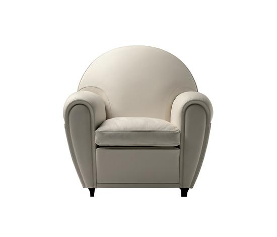 Poltrona Frau New Deal Armchair
