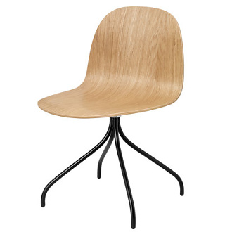 Poul Christiansen, Boris Berlin, Komplot Design Gubi 2D Chair