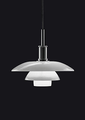 Poul Henningsen PH 4½-4 Glass Lamp