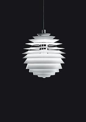 Poul Henningsen PH Louvre Lamp