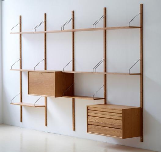 Poul Cadovius Royal System® Shelf