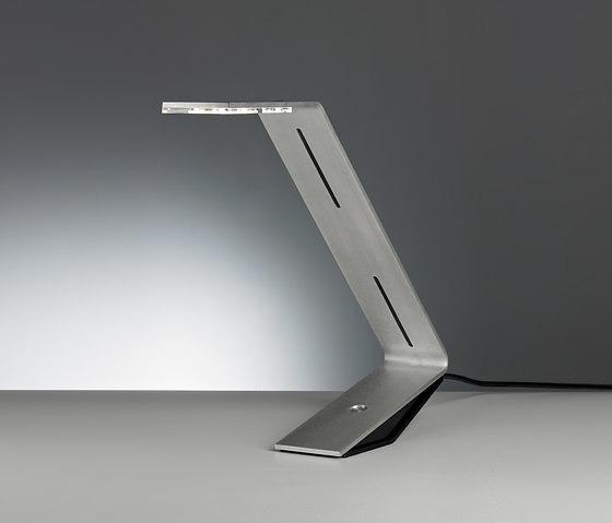 Prof. Oliver Niewiadomski Tlon 12 flad Desk Lamp