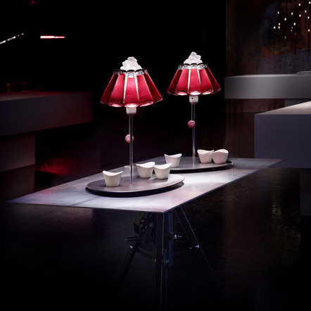 Raffaele Celentano Campari Bar Lamp