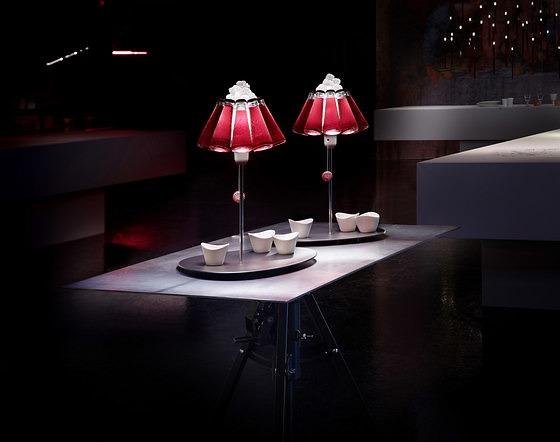 Raffaele Celentano Campari Bar Lamp