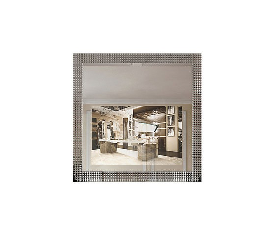 Reflex Diamante TV Container And Mirror