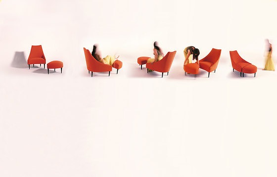 Ricard Ferrer Silencio Armchair