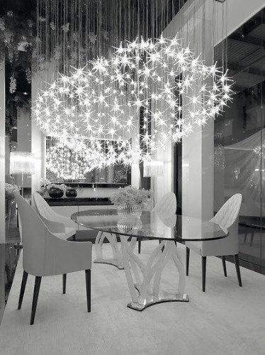 Riccardo Lucatello Flambé Table