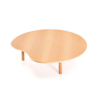 Richard Neutra Low Organic Table