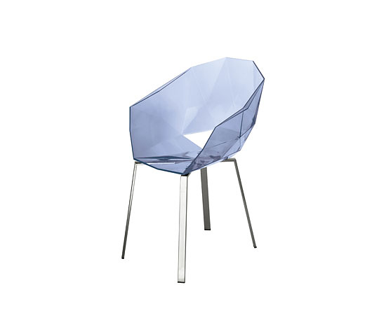 Robby Cantarutti and Francesca Cantarutti Brillant Armchair